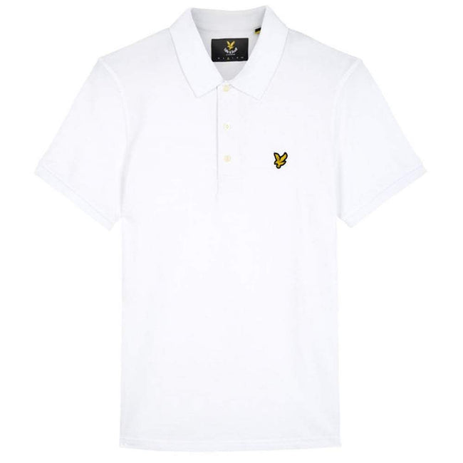 Lyle & Scott Polo Shirt in White