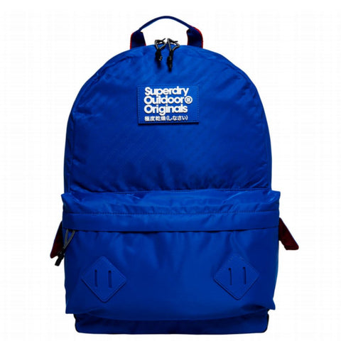 Superdry Hamilton Montana Backpack in Cobalt Bags Superdry