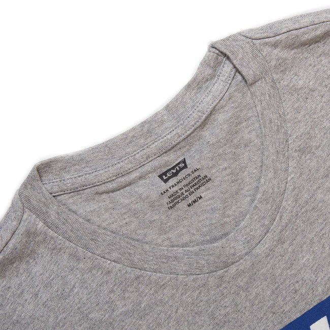 Levi's Graphic Set-in Neck 2 T-Shirt in Grey