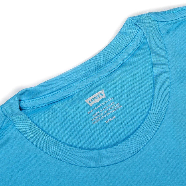 Levi's Housemark Logo Graphic T-Shirt in Norse Blue
