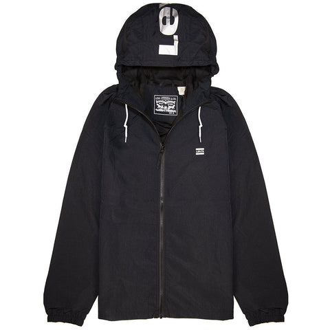 Levi's Windrunner Jacket in Black Coats & Jackets Levi's