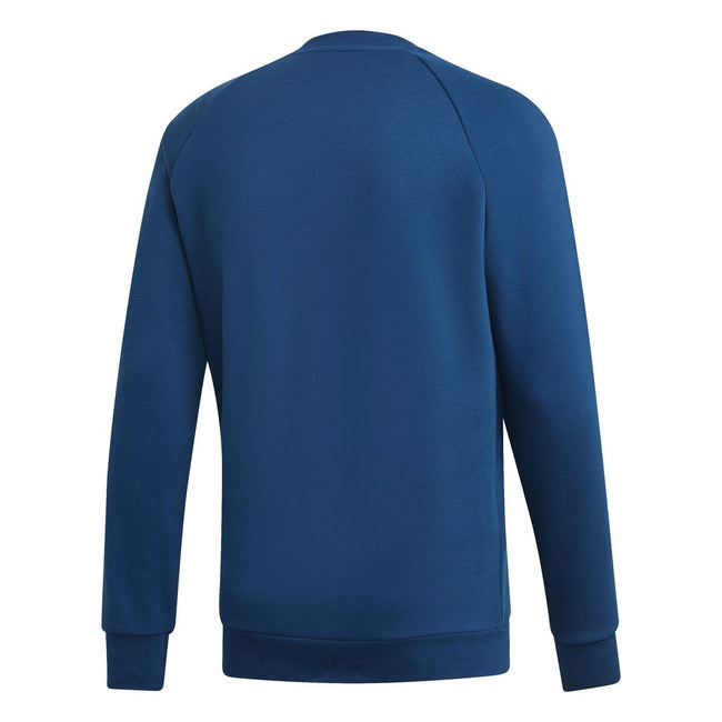 Adidas 3 Stripes Crew Neck Sweatshirt DV1554 in Legend Marine Jumpers adidas