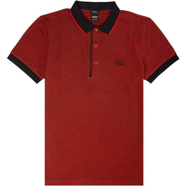 BOSS Athleisure Paule 4 Slim Fit Polo