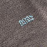BOSS Athleisure Slim Fit Pleesy 4 Polo Shirt in Blue Polo Shirts BOSS