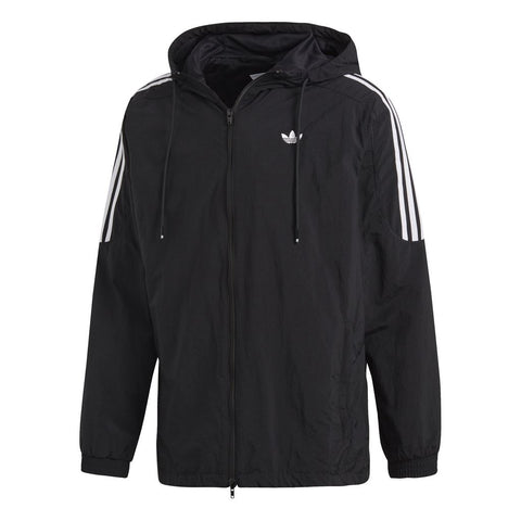 Adidas DV8143 Radkin Windbreaker in Black Coats & Jackets adidas