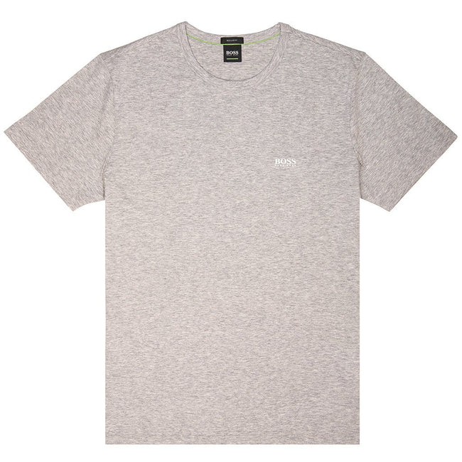 BOSS Athleisure Crew Neck Tee in Grey