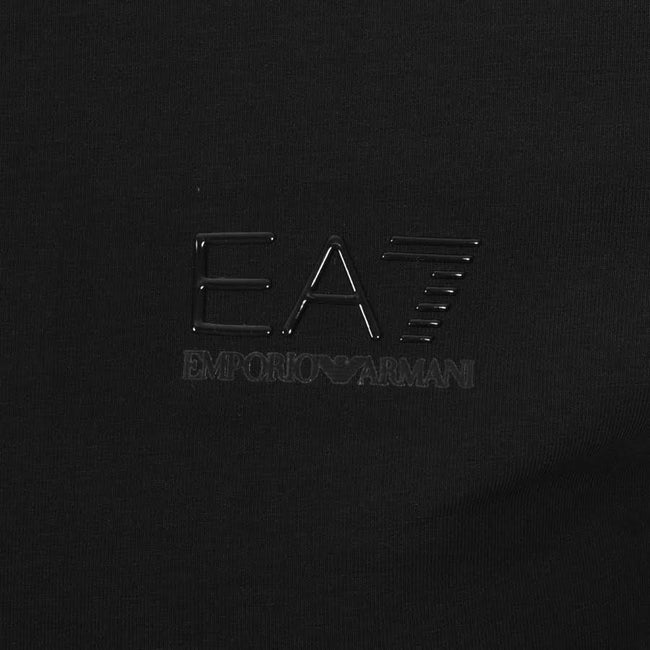 Emporio Armani EA7 Polo Shirt in Black