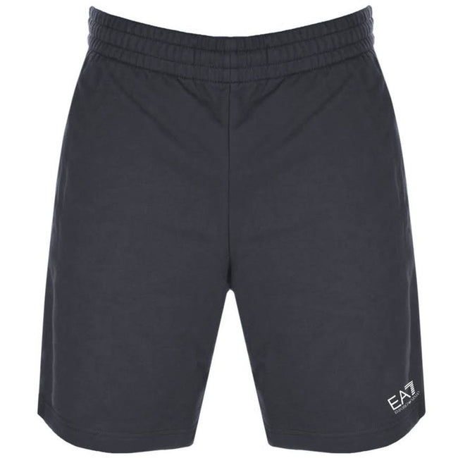 Armani EA7 Bermuda Shorts in Night Blue