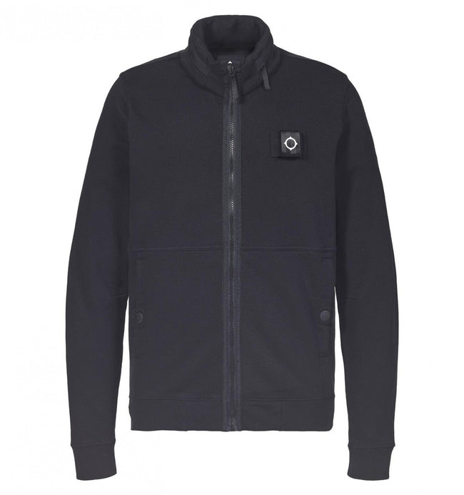 MA.Strum Training Jacket in Jet Black