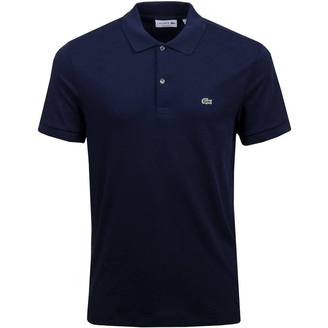 Lacoste DH2050-166 Polo Shirt in Navy
