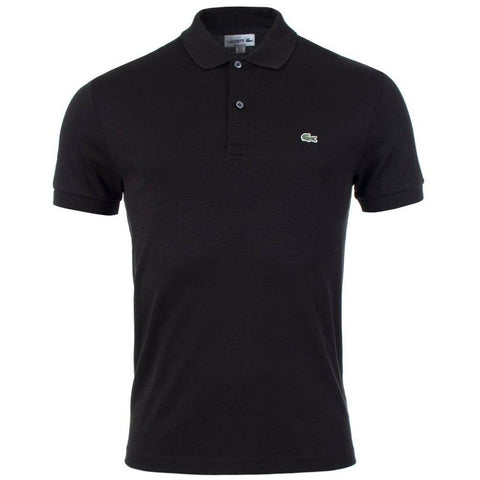 Lacoste DH2050-031 Polo Shirt in Black Polo Shirts Lacoste