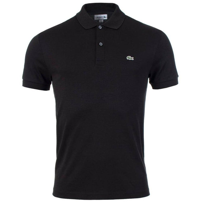 Lacoste DH2050-031 Polo Shirt in Black