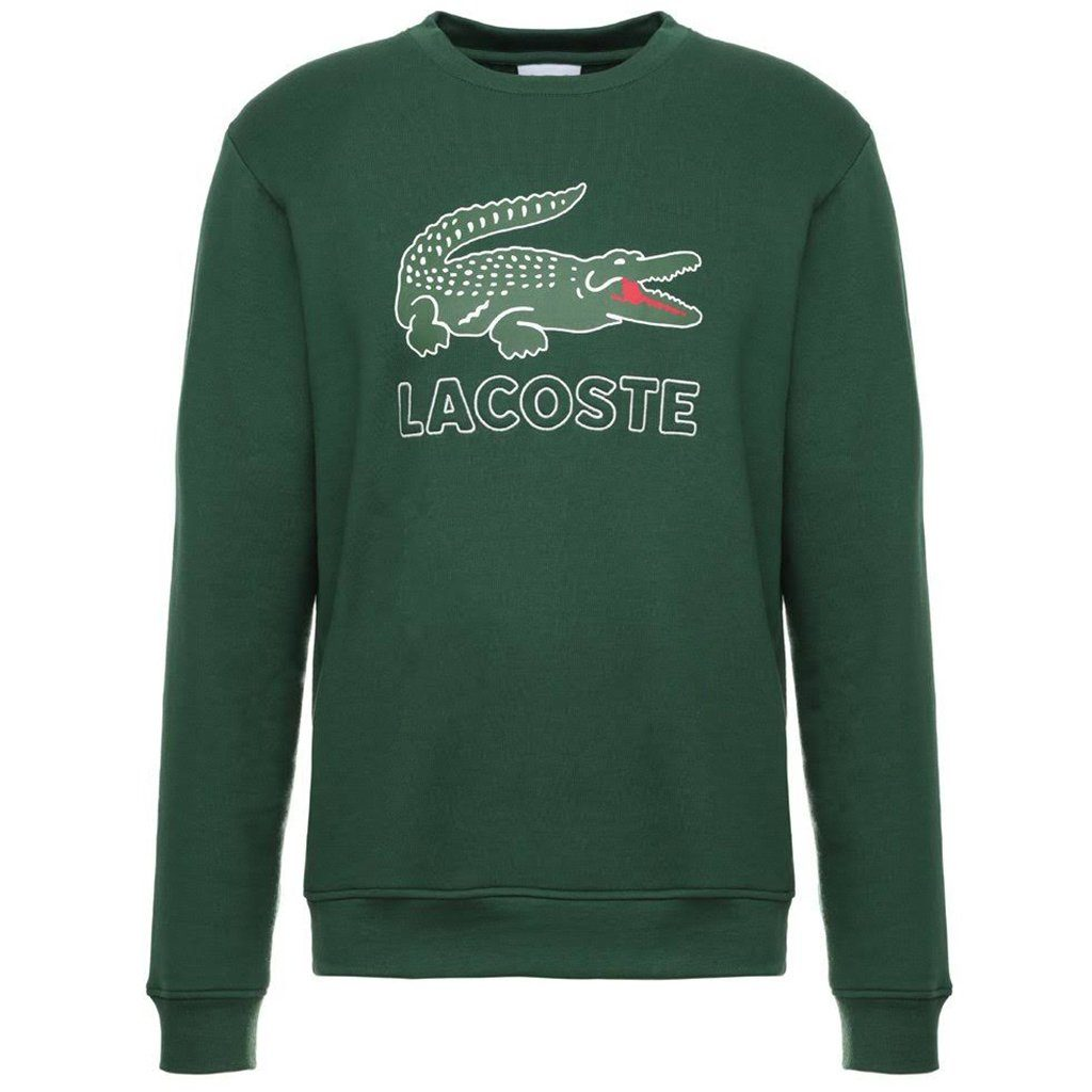Lacoste SH6382-132 Sweatshirt in Green