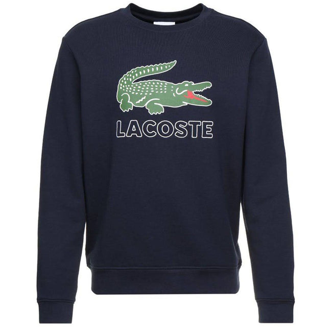 Lacoste SH6382-166 Sweatshirt in Navy