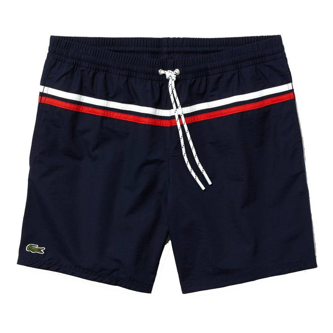 Lacoste MH5526-9CC Swim Shorts in Navy