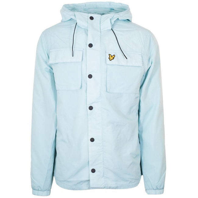 Lyle & Scott Pocket Jacket in Blue Shore