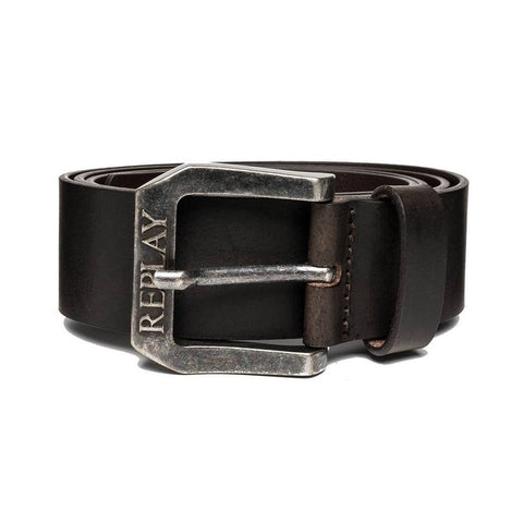Replay Belt in Black/ Brown Belts Replay