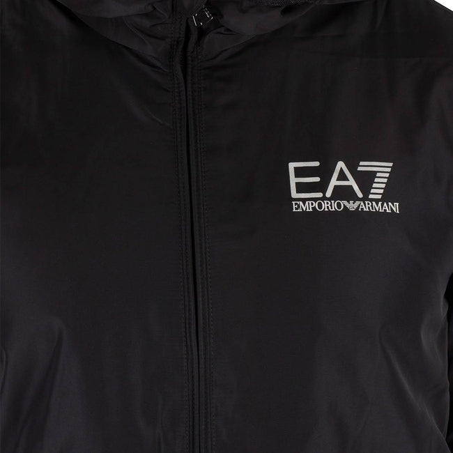 EA7 Emporio Armani Bomber Jacket in Black