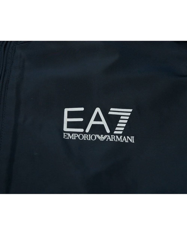 EA7 Emporio Armani Bomber Jacket in Night Blue