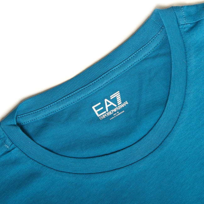 EA7 Emporio Armani T-Shirt in Turkish Tile