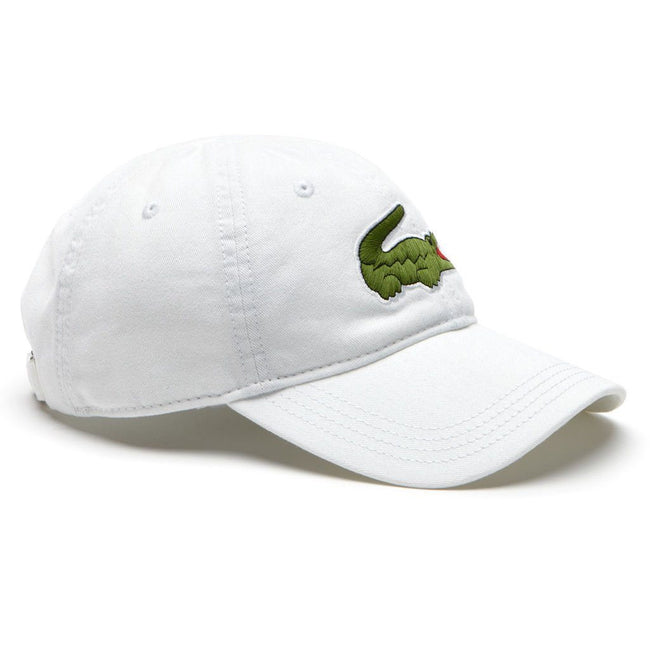 Lacoste Baseball Cap in White