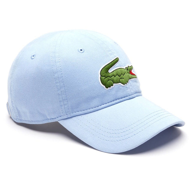 Lacoste Baseball Cap in Light Blue