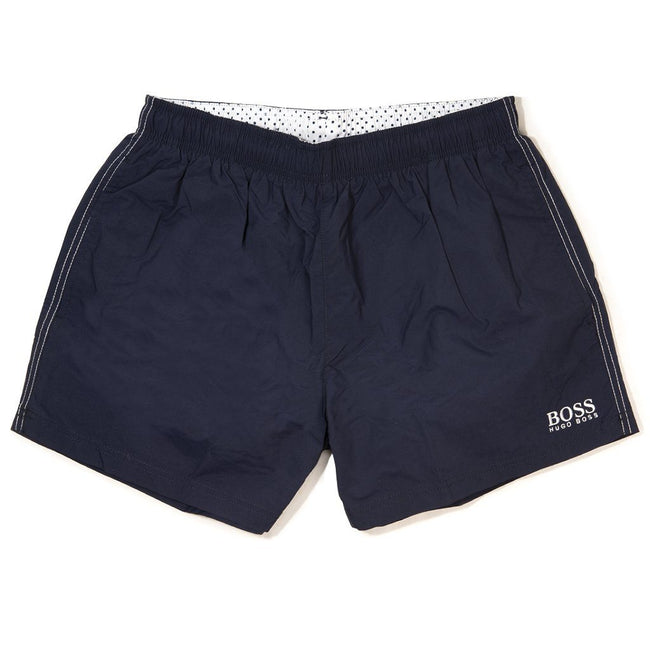 BOSS Athleisure Perch Swim Shorts in Navy