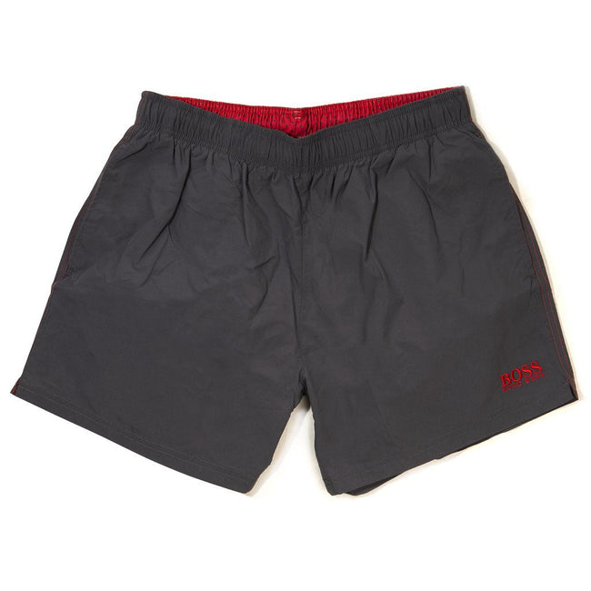 BOSS Athleisure Perch SwimShorts in Grey