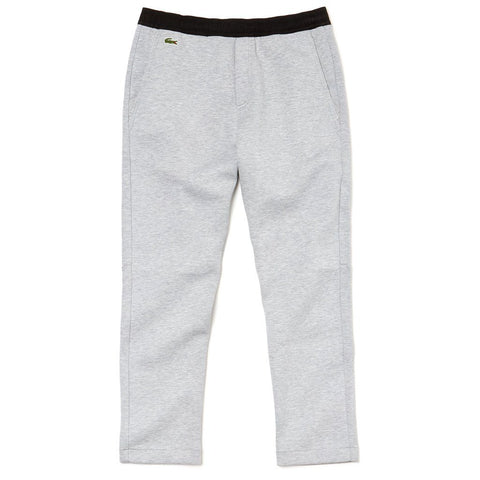 Lacoste Sport XH3565-Y5J Sweat Bottoms in Silver Chine Joggers Lacoste
