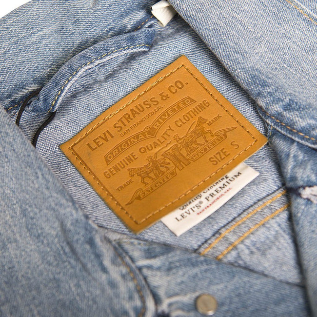 Levi's Denim Killebrew Jacket in Blue