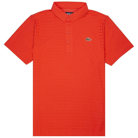 Lacoste Sport Polo Shirt in Peach Polo Shirts Lacoste
