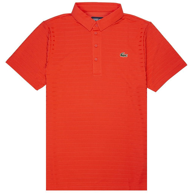 Lacoste Sport Polo Shirt in Peach