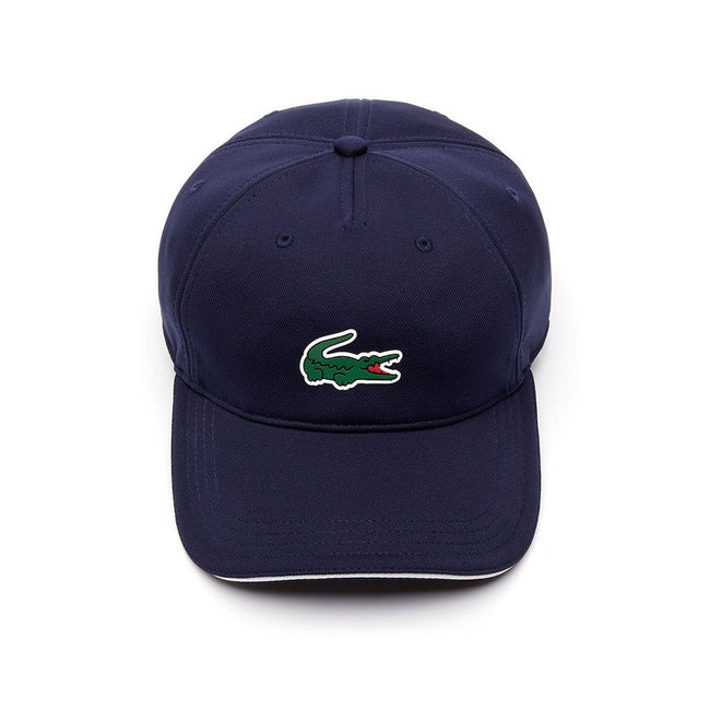 Lacoste RK4962-525 Technical Cap in Navy
