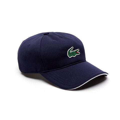 Lacoste RK4962-525 Technical Cap in Navy Hats Lacoste