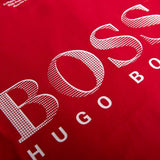 BOSS Bodywear T-Shirt RN UV-Protection in Red