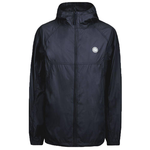 Pretty Green Lightweight Zip Hood Jacket In Black Coats & Jackets Pretty Green