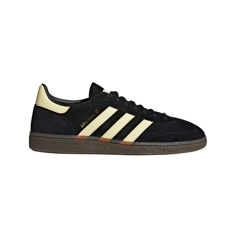"Adidas Handball Spezial ""St.Patrick's Day"" BD7621 Trainer in Core Black / Easy Yellow / Gum Trainers adidas"