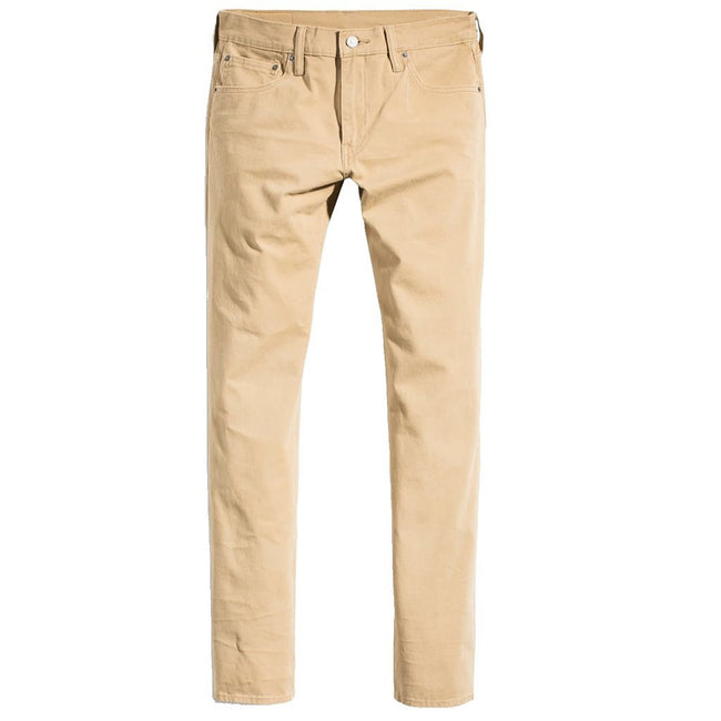 Levis 511 Slim Fit Chinos in Harvest Gold