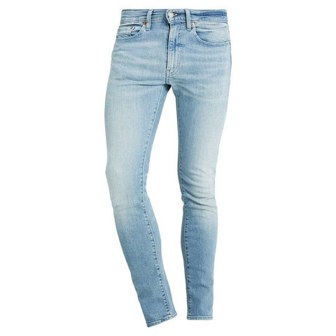 Levi's 519 Extreme Skinny Jeans in Light Blue Jeans Levi's