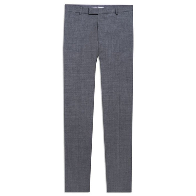 Oscar Jacobson Dave Wool Golf Trousers in Grey Trousers Oscar Jacobson