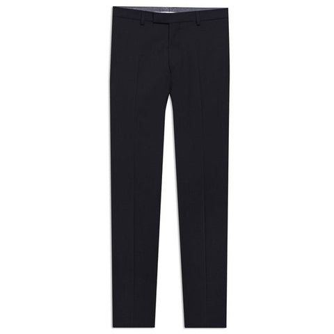 Oscar Jacobson Dave Wool Golf Trousers In Black Trousers Oscar Jacobson