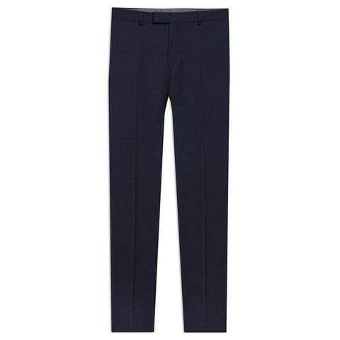 Oscar Jacobson Dave Wool Golf Trousers In Royal Blue Trousers Oscar Jacobson