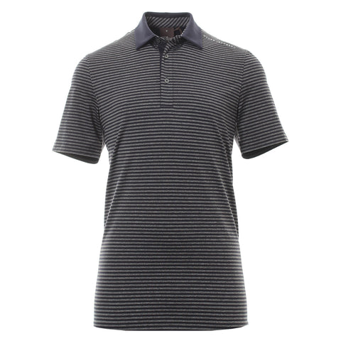Oscar Jacobson Chester Course Polo Shirt in Dark Blue Polo Shirts Oscar Jacobson