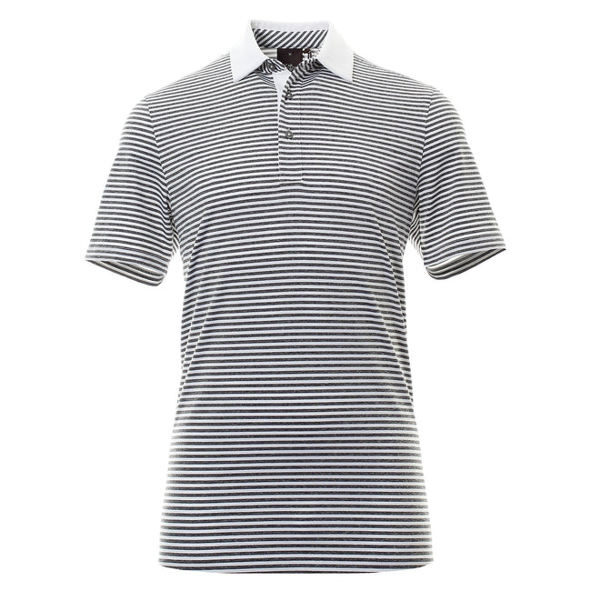 Oscar Jacobson Chester Course Polo Shirt in White