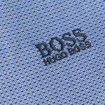 BOSS Athleisure Brod Long Sleeved Shirt in Blue Shirts BOSS