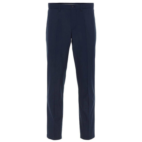 J. Lindeberg Reese Light Poly Golf Trousers In Navy Trousers J. Lindeberg