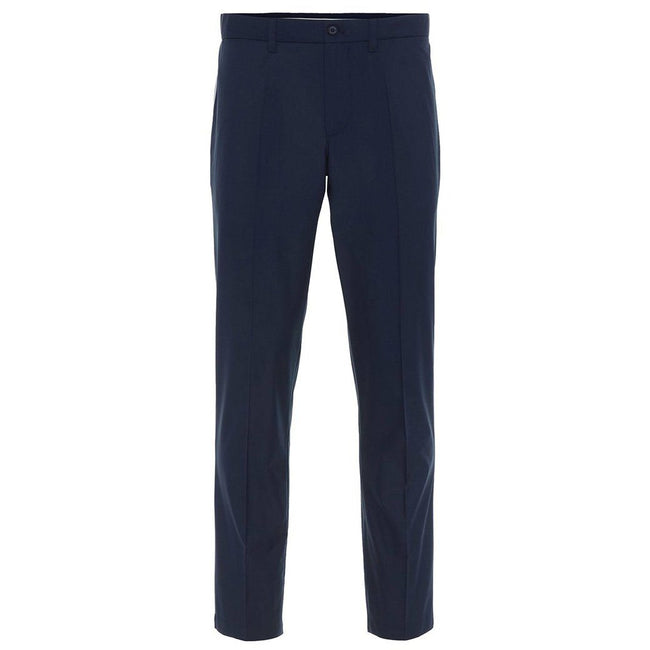 J. Lindeberg Reese Light Poly Golf Trousers In Navy