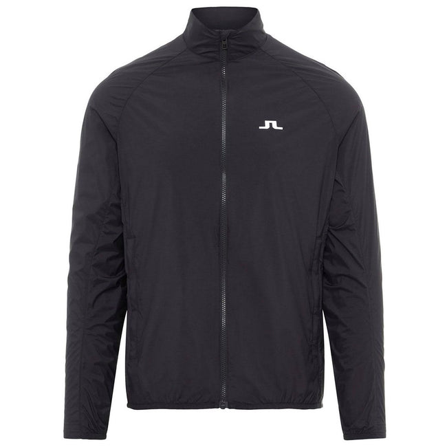 J. Lindeberg M Yoko Trusty Light Jacket in Black