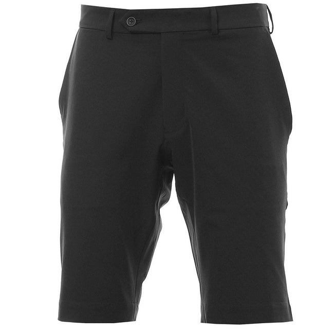Oscar Jacobson Nader Golf Shorts in Black