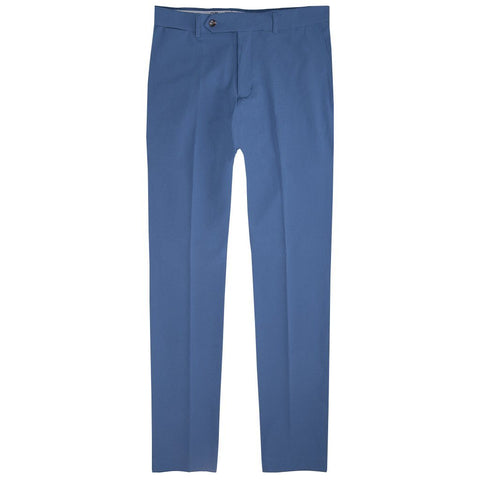 Oscar Jacobson Nicky Golf Trousers in Blue Grass Trousers Oscar Jacobson